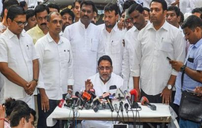 Out of power, BJP afraid turncoat MLAs may defect: NCP chief spokesperson Nawab Malik