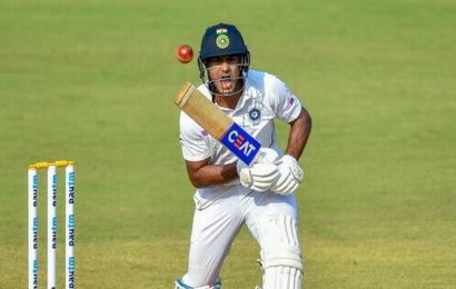 Mayank's attacking game opens door for selection in limited overs series against West Indies
