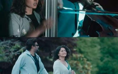 Nishabdham teaser: R. Madhavan and Anushka Shetty starrer will scare the daylights out of you   Bollywood Life