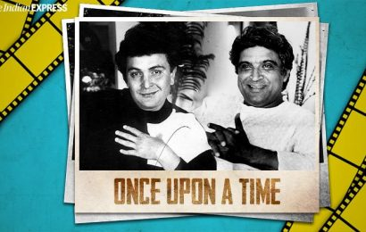 Once Upon a Time: When Rishi Kapoor had a major feud with Salim-Javed