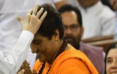 In Lok Sabha, Pragya Thakur refers to Nathuram Godse as 'deshbhakt'