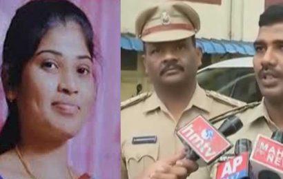 Police official commits suicide in Vijayawada