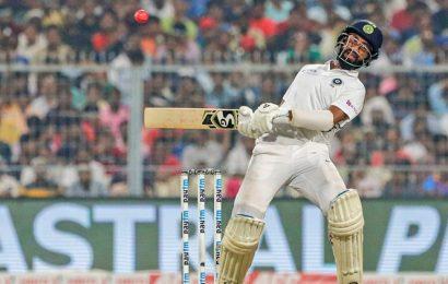 Batting under lights was challenging: Cheteshwar Pujara