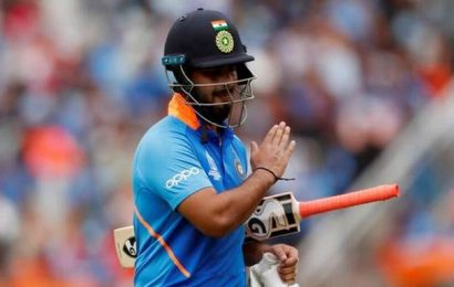 Please leave Rishabh Pant alone, says Rohit Sharma