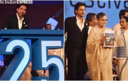 Shah Rukh Khan, Nusrat Jahan, Rakhee and others attend KIFF 2019