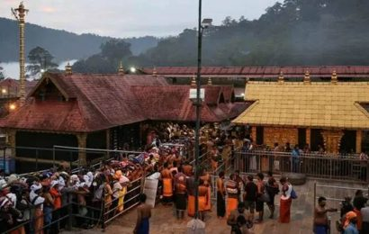 Sabarimala not a place for people to display their activism: Kerala minister