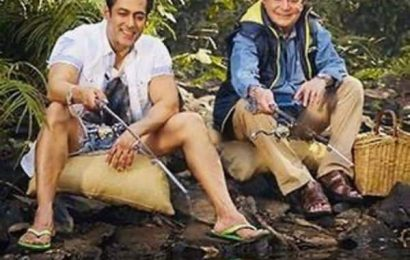 Salman Khan's wish for father Salim Khan is postcard perfect – view pic | Bollywood Life