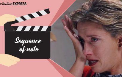 Sequence of note | Love Actually: A heartbroken Emma Thompson