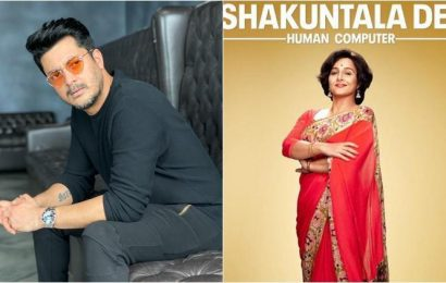 Jisshu Sengupta joins Vidya Balan in Shakuntala Devi Human Computer