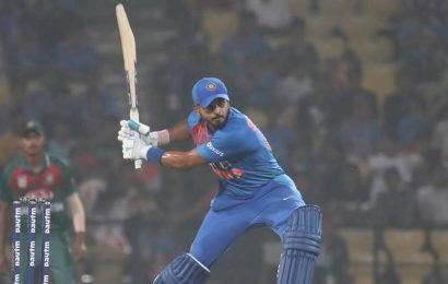 You're India's number 4 batsman so believe in yourself: Shreyas Iyer on what he's been told