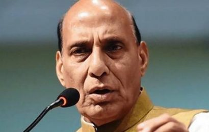 We'll emerge as net innovator, net exporter of defence technologies: Rajnath Singh