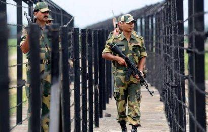 BSF tracks earth, water and air on Bangladesh border