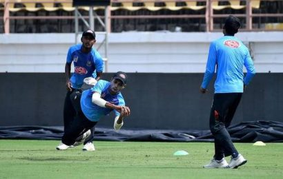 Series win will be a big boost, says Mahmudullah