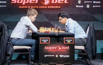 Grand Chess Tour | Viswanathan Anand in second spot