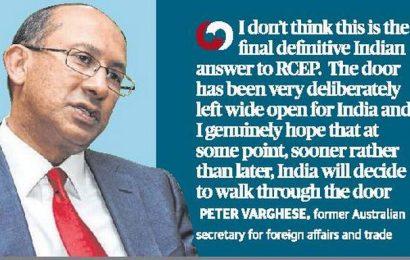 Australia still hopes India will join RCEP
