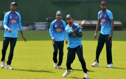 Bangladesh wary of spin twins R. Ashwin and Ravindra Jadeja
