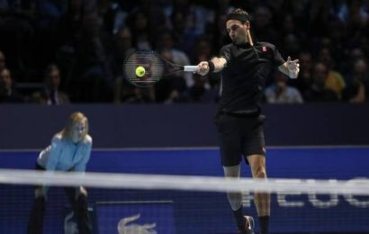 ATP Finals | Federer lives to fight another day