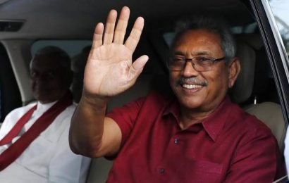 Gotabaya Rajapaksa to take oath as Sri Lankan President on Monday