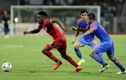 India lose 0-1 to Oman, almost out of contention for World Cup berth