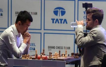 Tata Steel Chess | Carlsen marches on