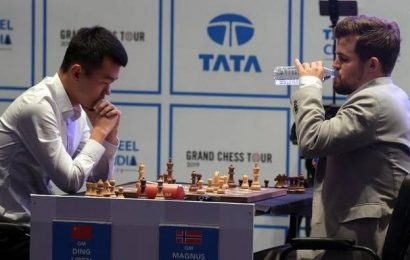 Carlsen marches on