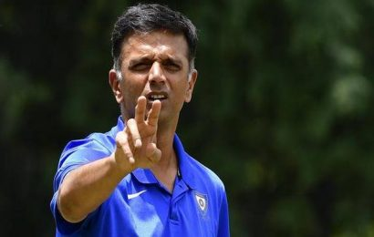 Indian pacers role models for younger generation: Rahul Dravid