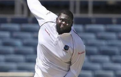Rahkeem Cornwall spins out Afghanistan