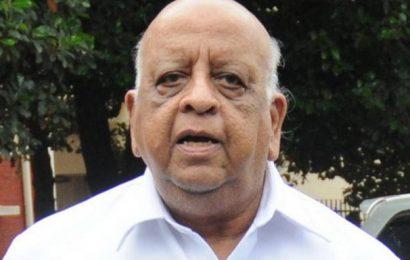 Leaders condole death of former CEC T.N. Seshan