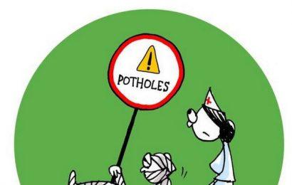 City-based hospital to use patient data to map pothole menace