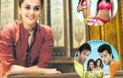सेक्स कॉमेडी फिल्मों पर Taapsee Pannu का बड़ा बयान, कहा 'इनमें महिलाओं का बुरी तरह से….'   Bollywood Life हिंदी