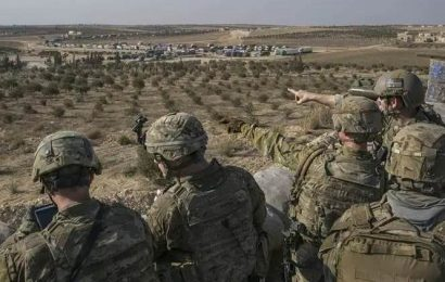 After pullout, reduced US force resumes operations against militants in Syria