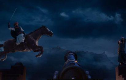 Tanhaji trailer: Ajay Devgn plays fierce Maratha warrior, Saif Ali Khan is his arch nemesis. Watch video