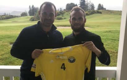 From Huddersfield to Real Kashmir: How English footballer Kallum Higginbotham is adapting to political climates of Kashmir