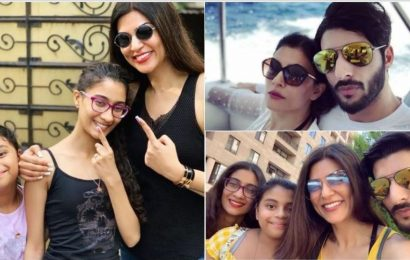 Happy birthday Sushmita Sen: Check out her 10 best pictures with daughters Renee, Alisah and boyfriend Rohman Shawl
