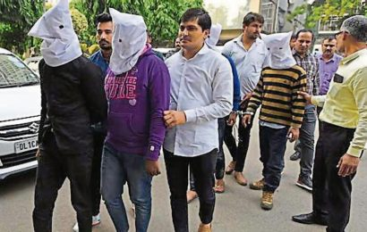Delhi Police bust gang of robbers who targeted cab drivers, passengers