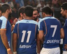 Kabaddi World Cup to be held from December 1 to 9