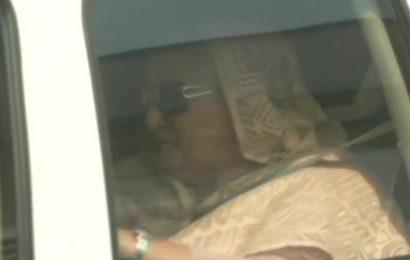 Bangladesh PM Sheikh Hasina arrives in Kolkata, to meet Mamata Banerjee on sidelines of historic day-night Test match