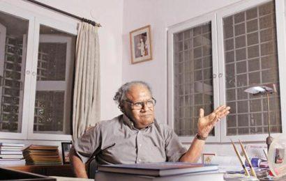 Prof CNR Rao delivers MGK Menon memorial award lecture