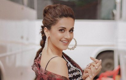 Taapsee Pannu to troll who said Hindi is not elite enough for her: 'Elite bhasha nahi, soch banati hai'