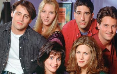Special Friends reunion with all six cast members being planned for HBO Max