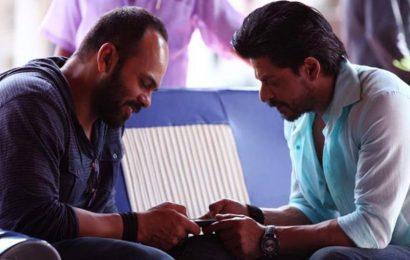 'Shah Rukh Khan and Ajay Devgn have similar work patterns,' says Rohit Shetty