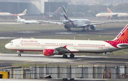 Bhubaneswar-Mumbai Air India flight makes emergency landing in Raipur after fire alarm