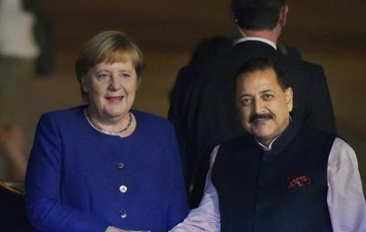 News updates from Hindustan Times at 9 AM: German Chancellor Angela Merkel in Delhi, will hold talks with PM Modi and all the latest news at this hour