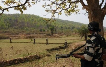 In Chhattisgarh, forces fear Maoists are using drones for surveillance