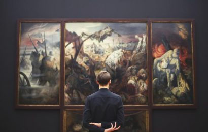 Here's why you don't have to be a scholar to like a painting