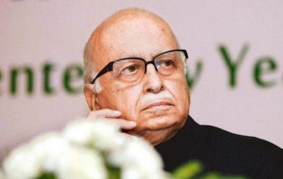 Stand vindicated, feel blessed: LK Advani on Ayodhya verdict