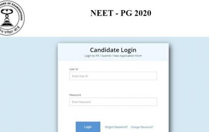 NEET PG 2020: Registration closes in a few days, know how to apply and don't delay now