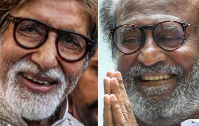Amitabh Bachchan, Rajnikanth to kick off golden jubilee celebration of IFFI