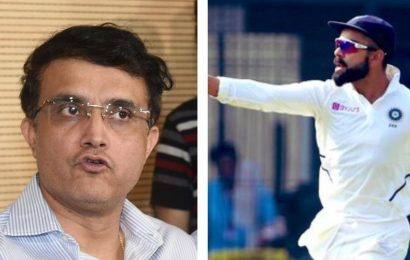 'It all started with Dada's team': Virat Kohli pays tribute to Sourav Ganguly post series win