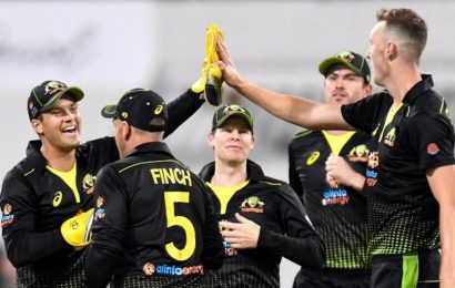 Perth T20I: Australia crush Pakistan by 10 wickets to clinch series
